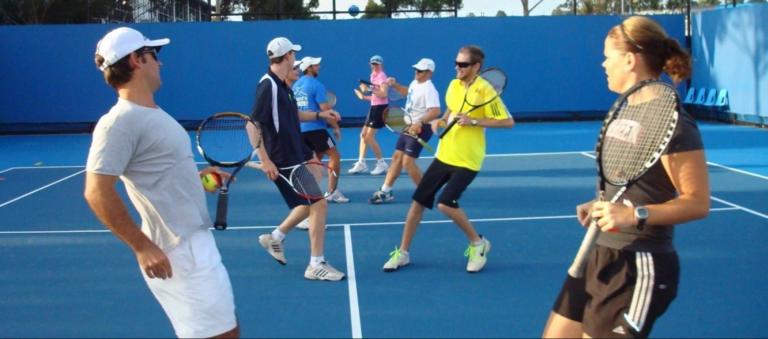 antrenament cardio tenis bucuresti